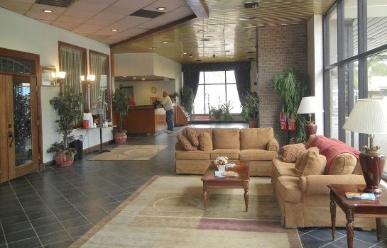 Hotelhalle DIAMONDHEAD INN AND SUITES