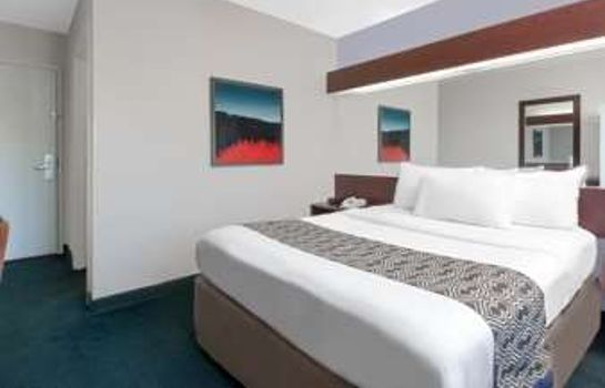 Chambre MICROTEL INN AND SUITES LONDON