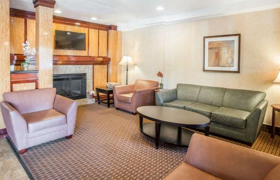 Hotelhal Quality Inn & Suites Denver International Airport