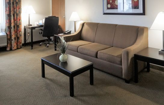 Kamers Quality Inn & Suites Denver International Airport