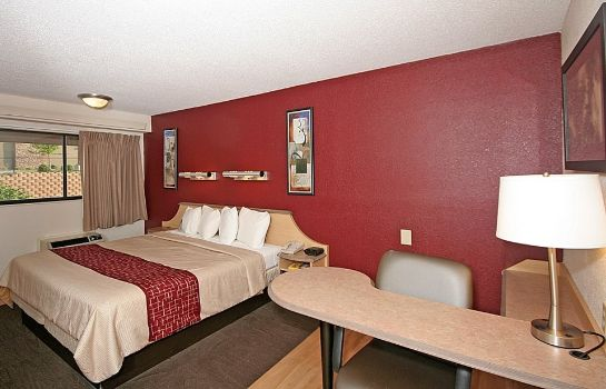Chambre Red Roof Greensboro Airport
