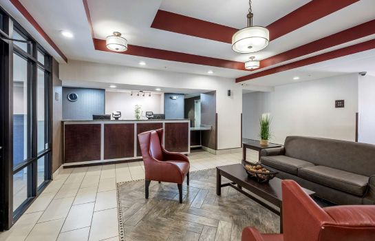 Hotelhal Red Roof Suites Savannah Airport