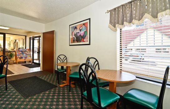 Restaurant Americas Best Value Inn & Suites Kansas City Downtown