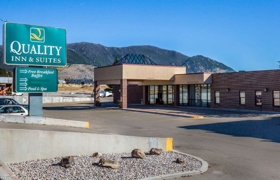 Vista esterna Quality Inn & Suites Butte