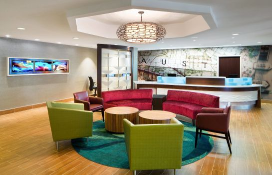 Hotelhalle SpringHill Suites Austin South