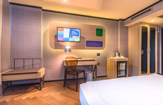 Chambre individuelle (standard) Best Western Premier Collection