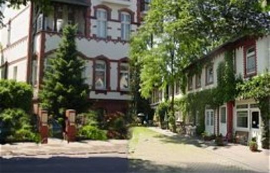Exterior view Apartment-Hotel Landhaus Lichterfelde
