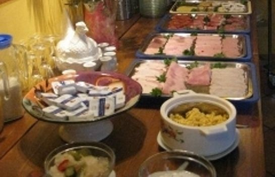 Breakfast buffet Apartment-Hotel Landhaus Lichterfelde