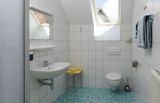 Bagno in camera Meyers Gasthof Familie Orthacker