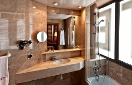 Bathroom Brustar Sant Pau