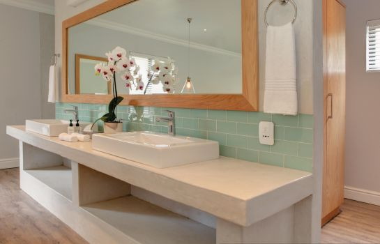 Bagno in camera Knysna Hollow Country Estate