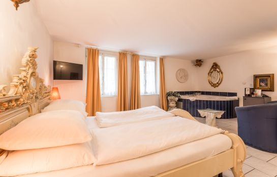 Junior Suite Altstadt Hotel Magic Luzern
