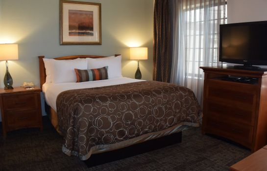 Zimmer Staybridge Suites SAN DIEGO-SORRENTO MESA