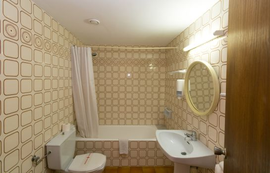 Bagno in camera The White Apartments by Ibiza Feeling