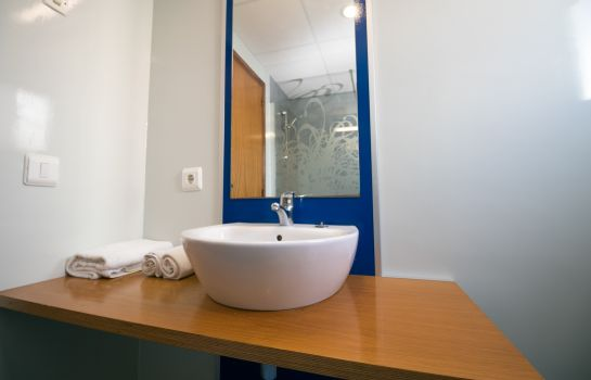Cuarto de baño The Blue Apartments by Ibiza Feeling