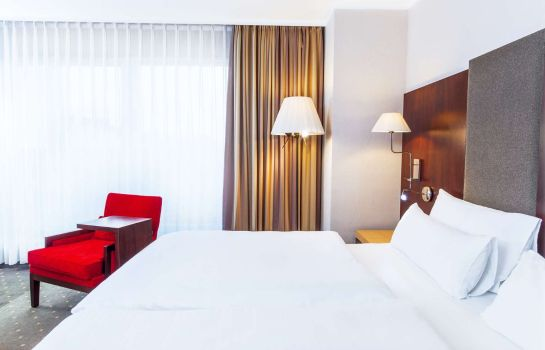 Single room (standard) NH Budapest City