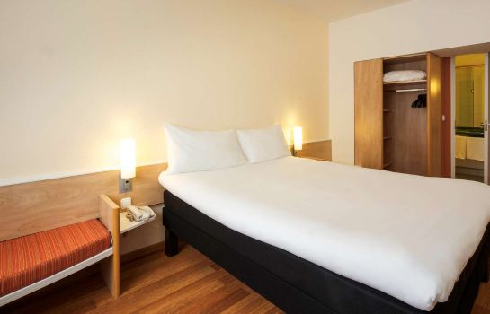 Kamers ibis Budapest City