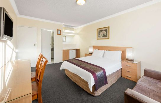 Room BEST WESTERN GOVERNOR GIPPS