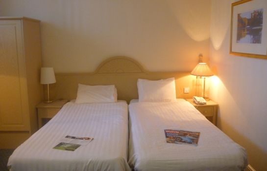 Double room (standard) Quality Hotel & Leisure Stoke City Centre