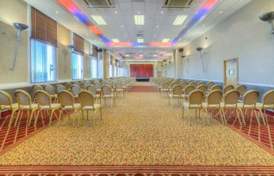 Conference room Quality Hotel & Leisure Stoke City Centre