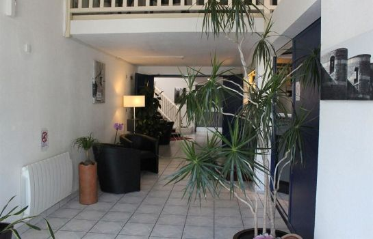 Hol hotelowy INTER - HOTEL Angers Sud Bagatelle