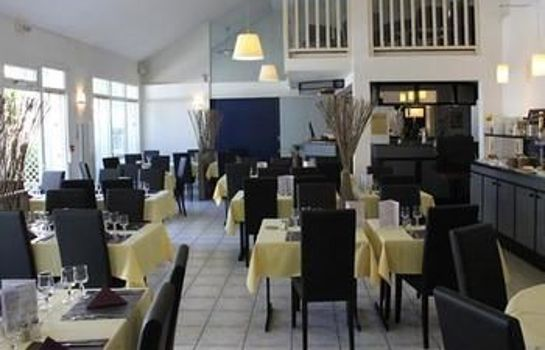 Restaurante INTER - HOTEL Angers Sud Bagatelle