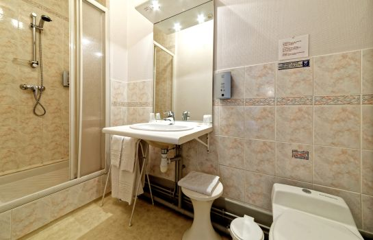 Bathroom Commerce et Touring Logis