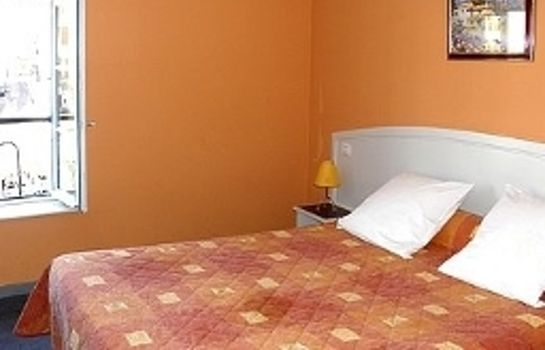 Chambre double (standard) Hotel Le Miredames