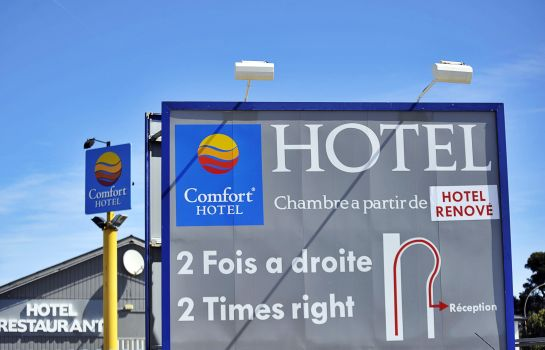 Photo Comfort Hotel Marseille Airport