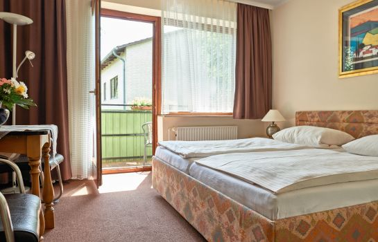 Tweepersoonskamer (comfort) Elfi Pension