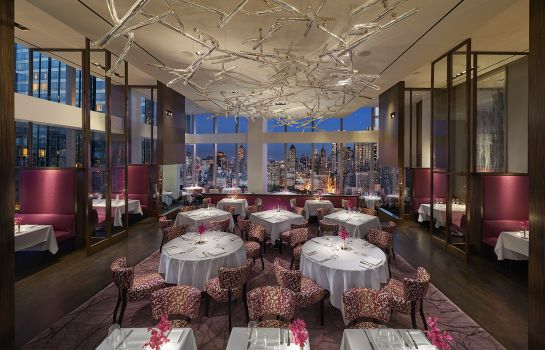 Restaurant Mandarin Oriental New York