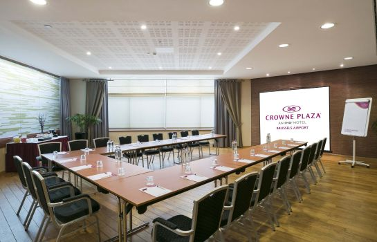 Sala konferencyjna Crowne Plaza BRUSSELS AIRPORT