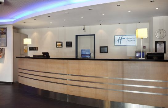 Hol hotelowy Holiday Inn Express GENEVA AIRPORT