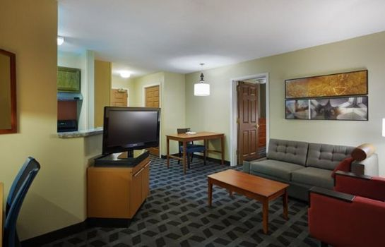 Kamers TownePlace Suites Tampa North/I-75 Fletcher