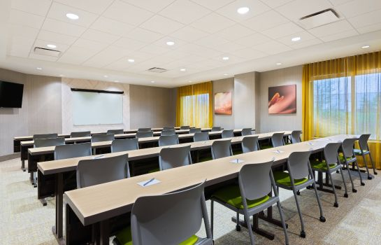 Conference room SpringHill Suites Cleveland Solon