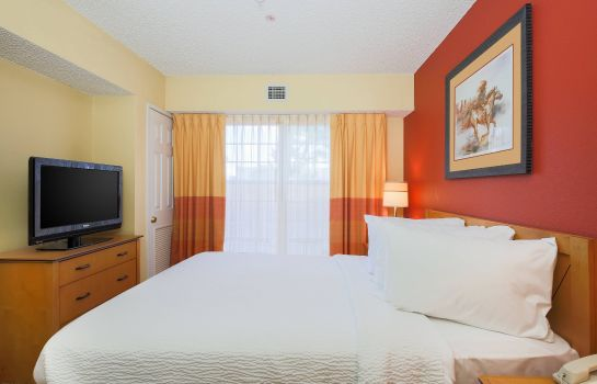 Suite Residence Inn Albuquerque North