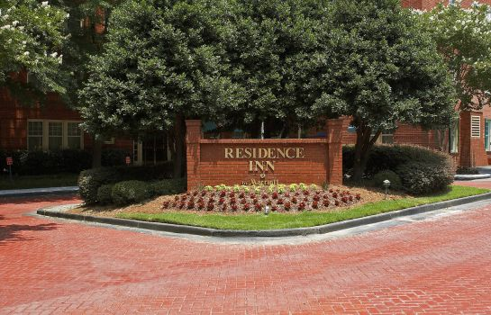 Buitenaanzicht Residence Inn Atlanta Midtown/Georgia Tech