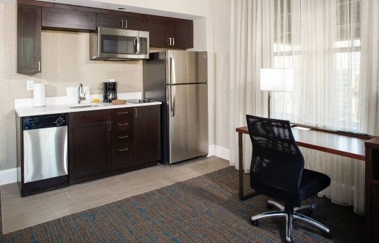 Kamers Residence Inn Atlanta Midtown/Georgia Tech