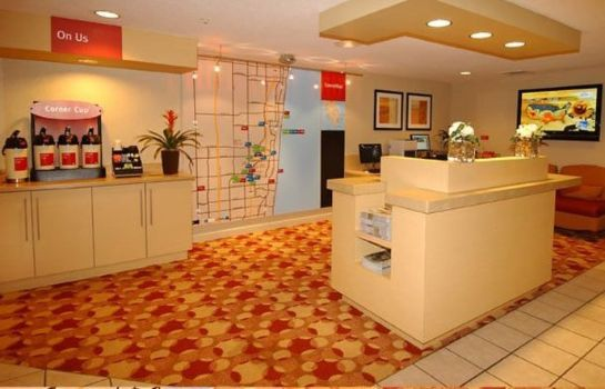Hall TownePlace Suites Boca Raton