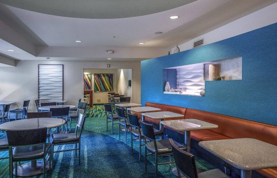 Restaurant SpringHill Suites Anchorage Midtown