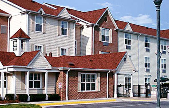 Außenansicht TownePlace Suites Chantilly Dulles South