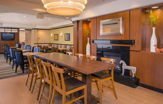 Hotelhalle Fairfield Inn & Suites Dulles Airport Chantilly