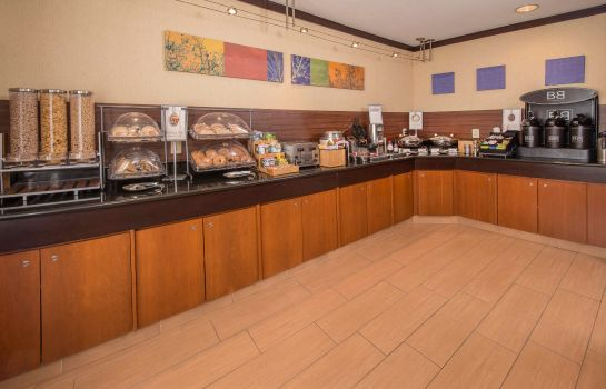 Restaurant Fairfield Inn & Suites Dulles Airport Chantilly