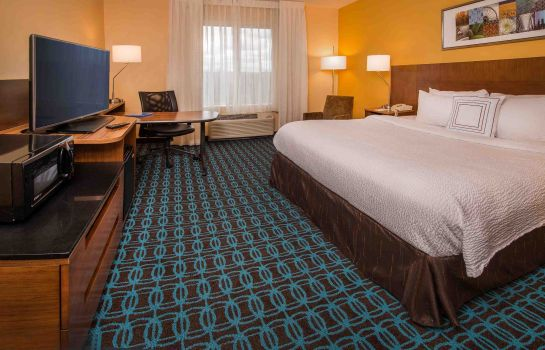 Zimmer Fairfield Inn & Suites Dulles Airport Chantilly