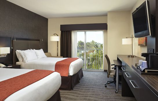 Zimmer Holiday Inn Express & Suites NAPLES DOWNTOWN - 5TH AVENUE