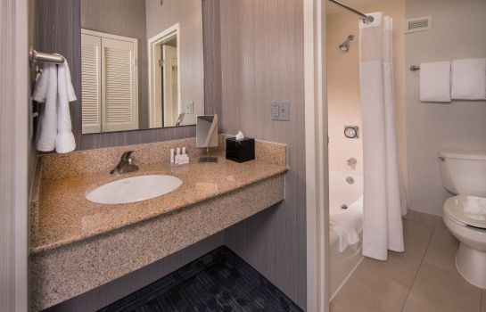 Suite Courtyard Dulles Airport Chantilly
