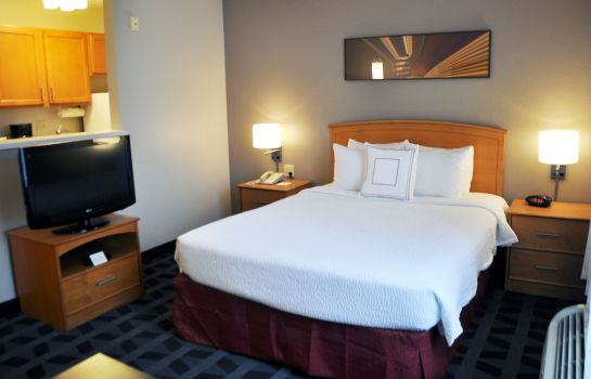 Kamers TownePlace Suites Albuquerque Airport