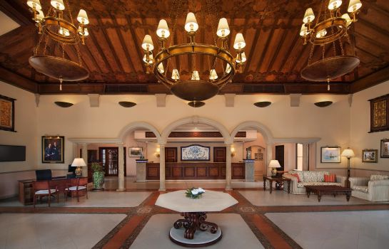 Lobby Marriott's Playa Andaluza