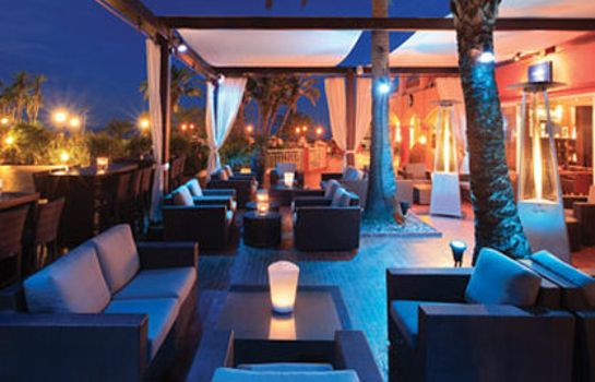 Hotel bar Marriott's Marbella Beach Resort
