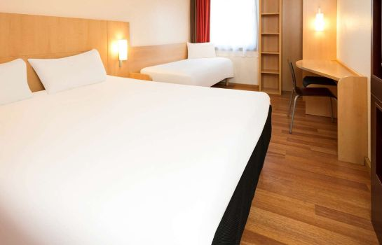 Chambre ibis Brussels off Grand Place